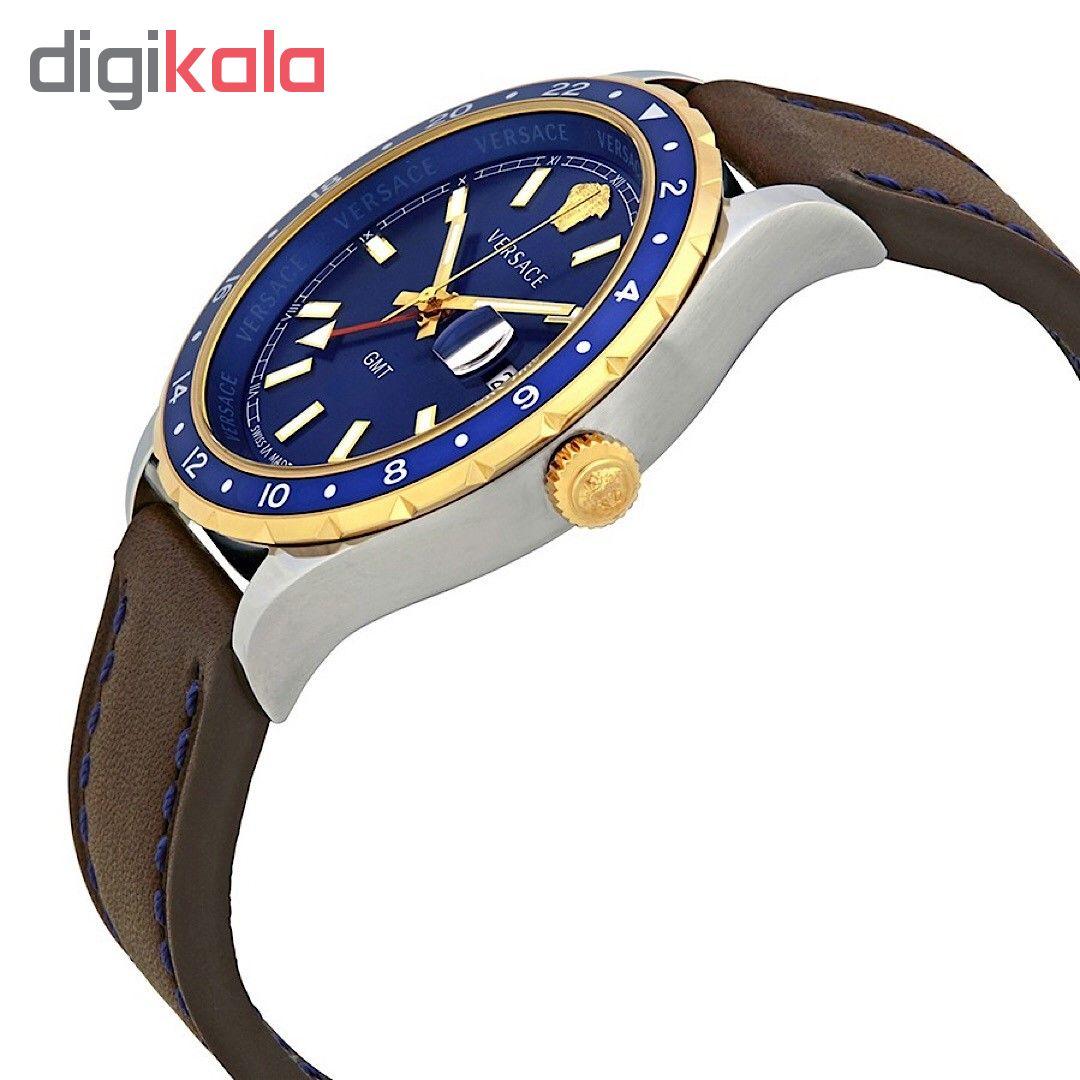 خرید ساعت مچی عقربه ای مردانه ورساچه مدل V11080017
