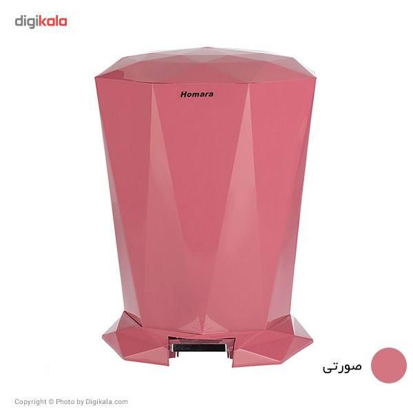 سطل زباله پدالی همارا سایز بزرگ main 1 4