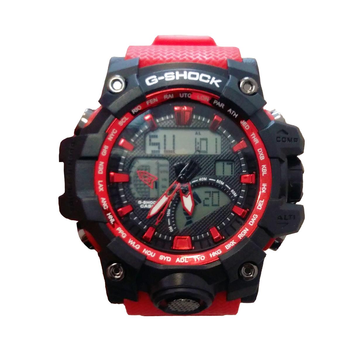 ساعت مچی عقربه ای مردانه جی شاک کد G001