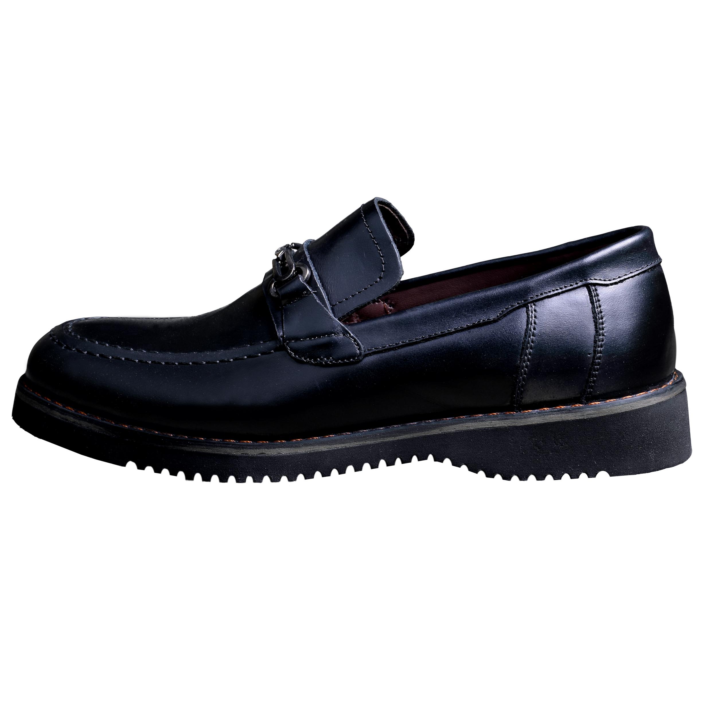 کفش مردانه طاها مدل 1031