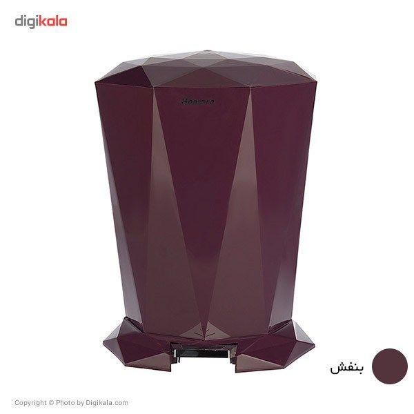 سطل زباله پدالی همارا سایز بزرگ main 1 6