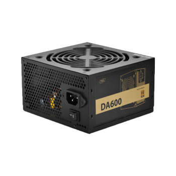 تصویر منبع تغذیه کامپیوتر دیپ کول مدل DA 600