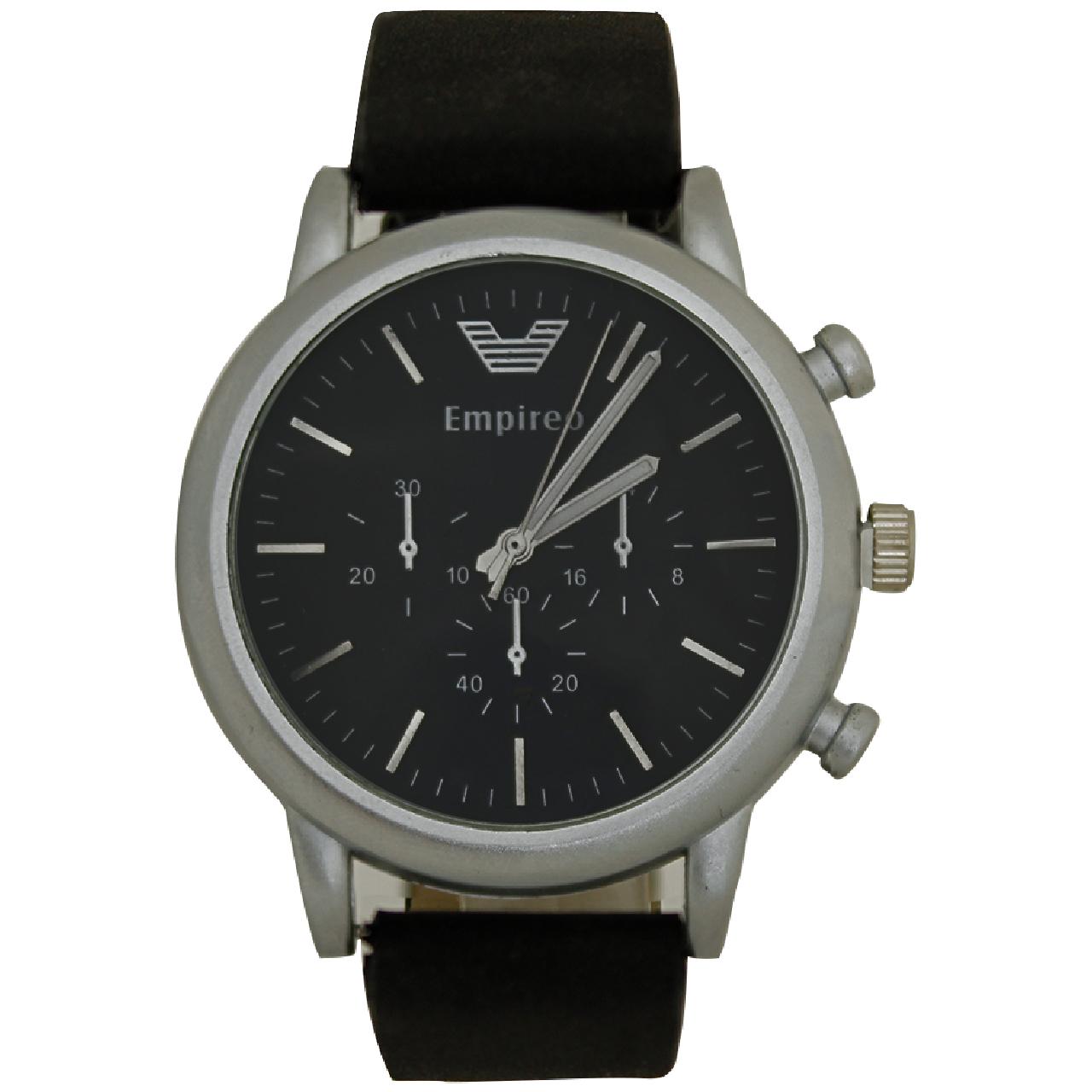 ساعت مچی عقربه ای مردانه مدل D6