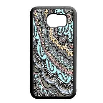 کاور کد 0637 مناسب برای گوشی موبایل سامسونگ galaxy s6