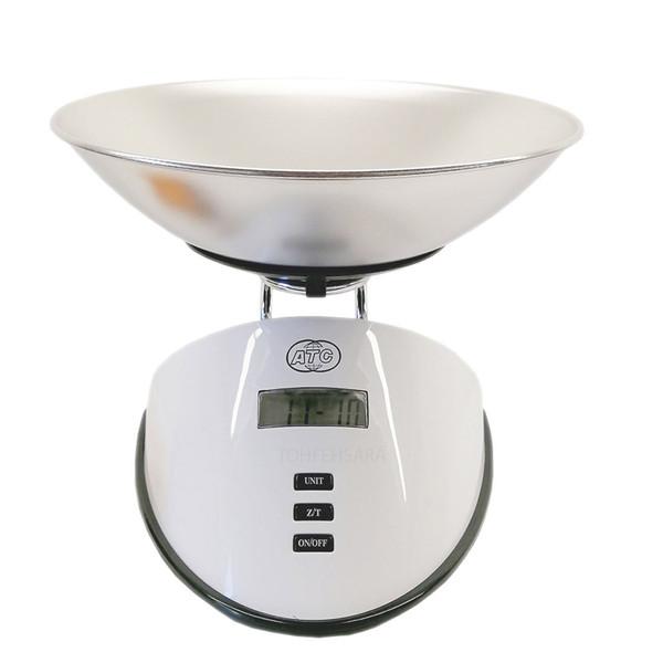 ترازوی آشپزخانه ای تی سی مدل A102