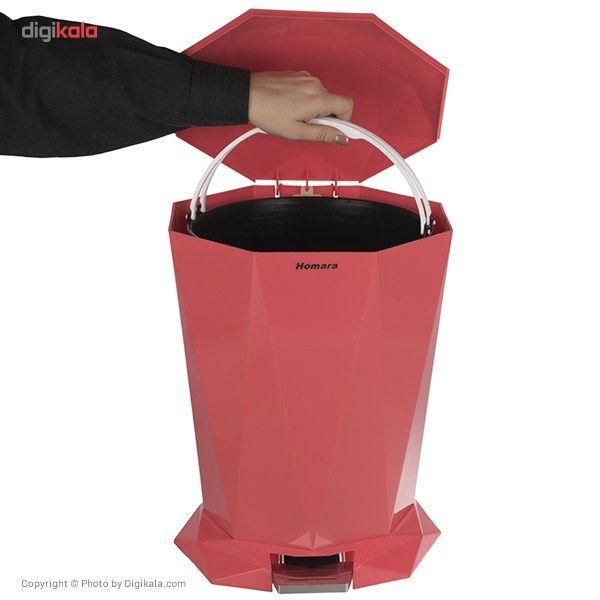 سطل زباله پدالی همارا سایز بزرگ main 1 11