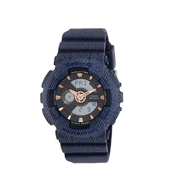 خرید ساعت مچی عقربه ای زنانه کاسیو مدل BA-110DE-2A1DR