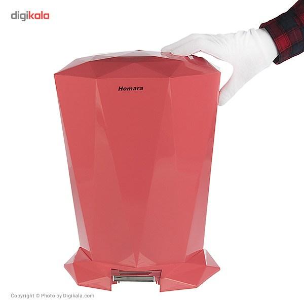 سطل زباله پدالی همارا سایز بزرگ main 1 12