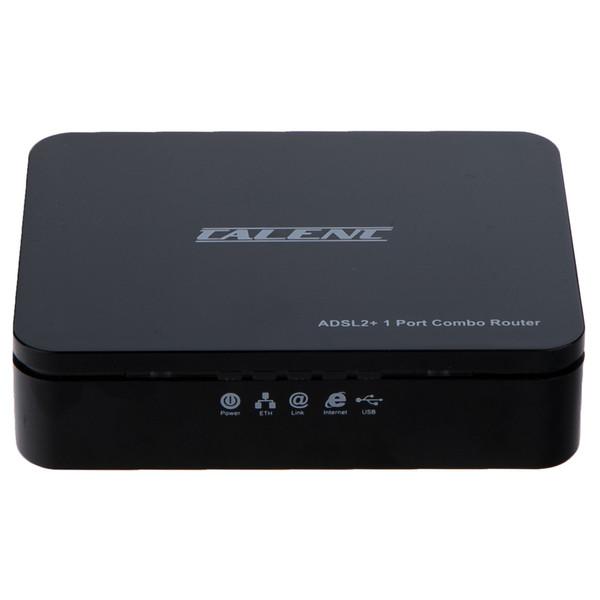 مودم روتر +ADSL2 و باسیم تلنت مدل LT801-AC
