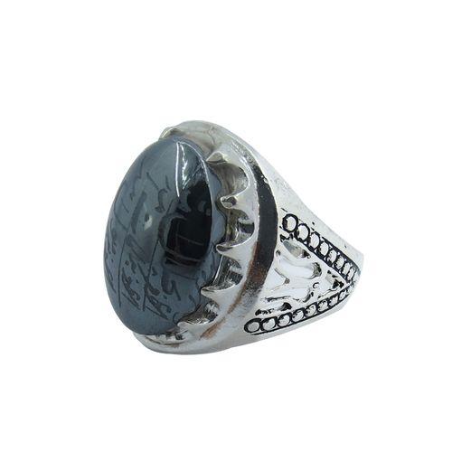 انگشتر نقره مردانه کد A3099