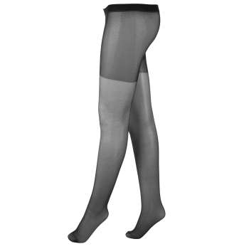 جوراب شلواری زنانه آلمانی نوردای مشکی کد715935/2 بسته 2 عددی