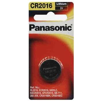 باتری سکه ای پاناسونیک مدل CR2016