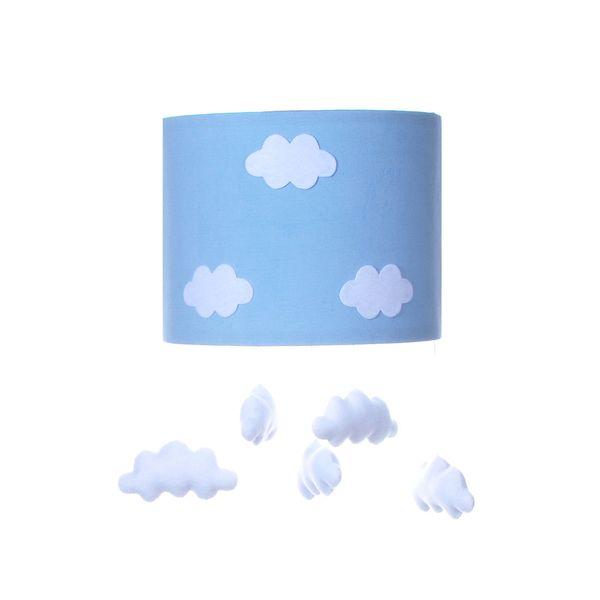 دیوارکوب کودک مدل ابر
