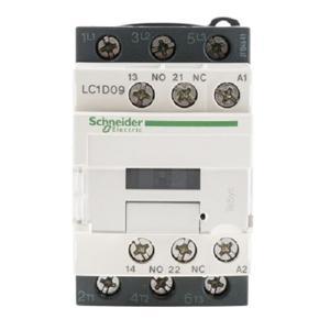 کنتاکتور 9 آمپر اشنایدر الکتریک مدل LC1D09M7