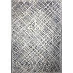 فرش ماشینی طرح پلاتینیوم کد 5002 زمینه طوسی  thumb
