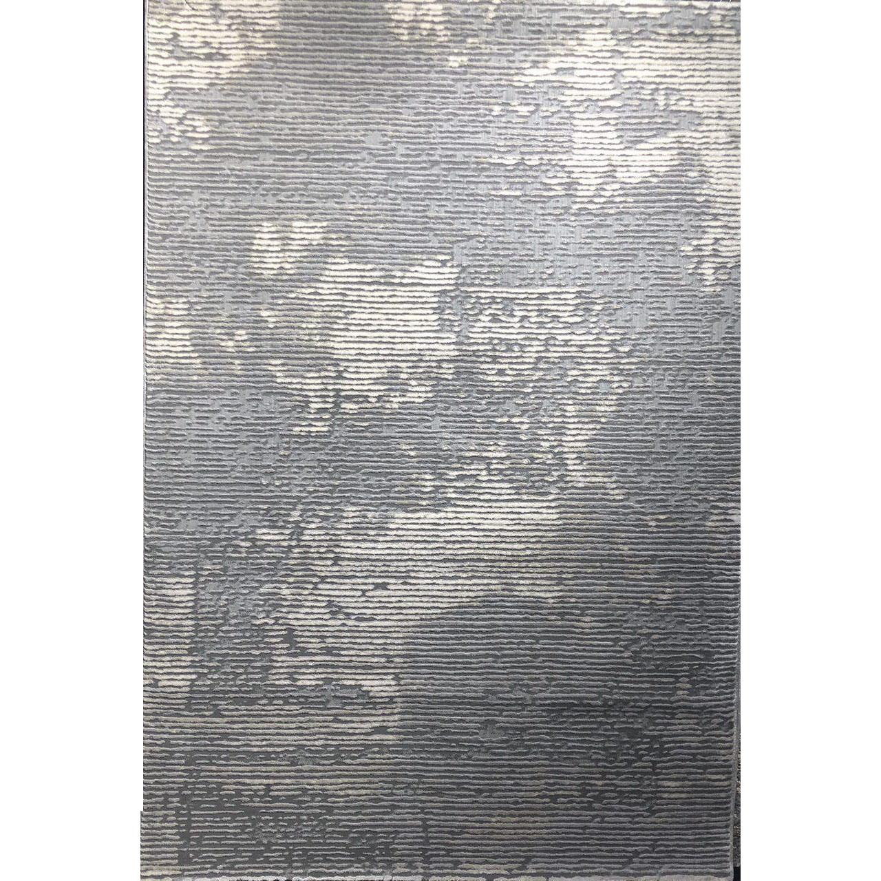 فرش ماشینی طرح پلاتینیوم کد 5003 زمینه طوسی