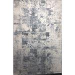فرش ماشینی طرح پلاتینیوم کد 5004 زمینه طوسی  thumb