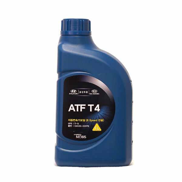 وغن گیربکس موبیس مدل ATF-T4 حجم 1 لیتر
