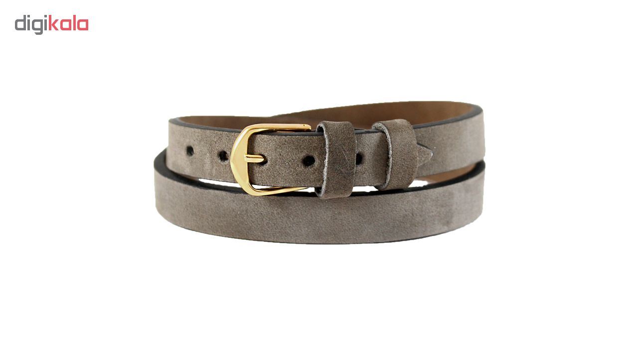 دستبند چرم جنیکا طرح م