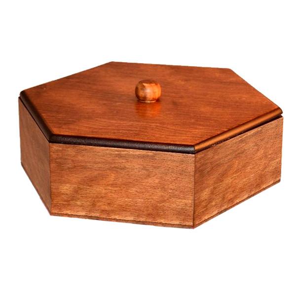 جعبه آجیل  لوکس باکس کد 267