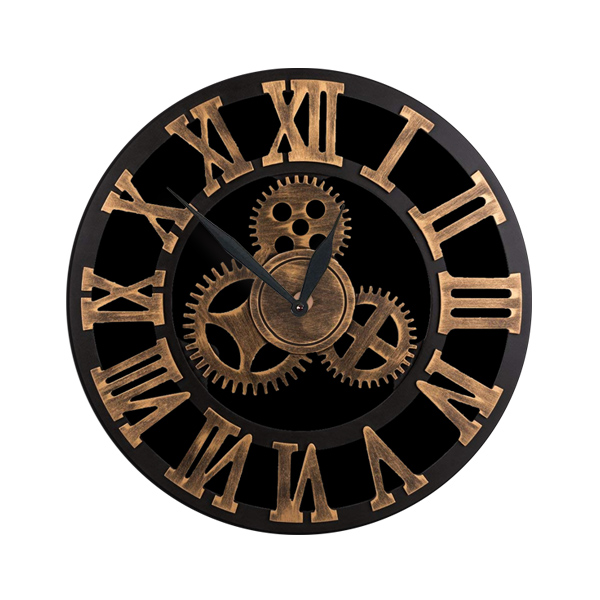 ساعت دیواری طرح آنتیک کد 1260