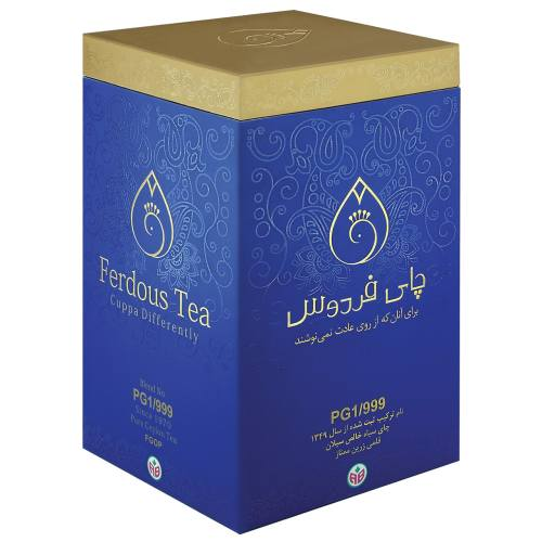 چای  فردوس PG1/999 کد 1003