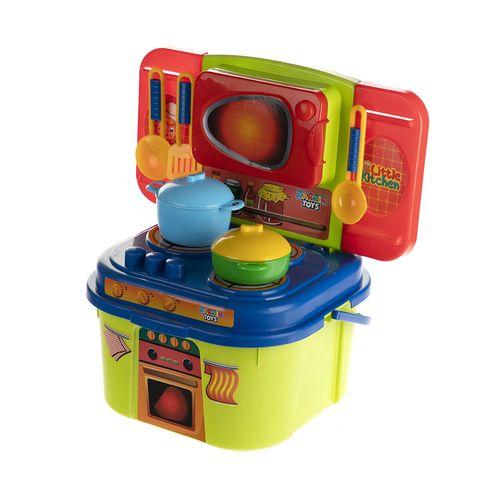 آشپزخانه کودک زرین تویز مدل Little Kitchen