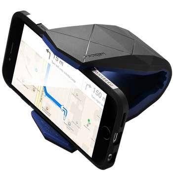 پایه نگهدارنده گوشی موبایل اسپیگن مدل Car Mount Stealth