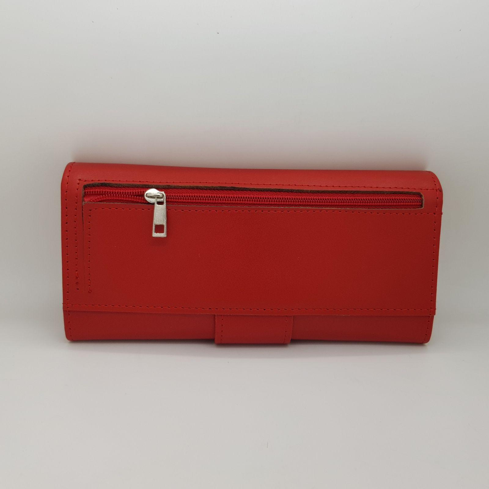 کیف پول زنانه چرم دیاکو مدل 315 -  - 15
