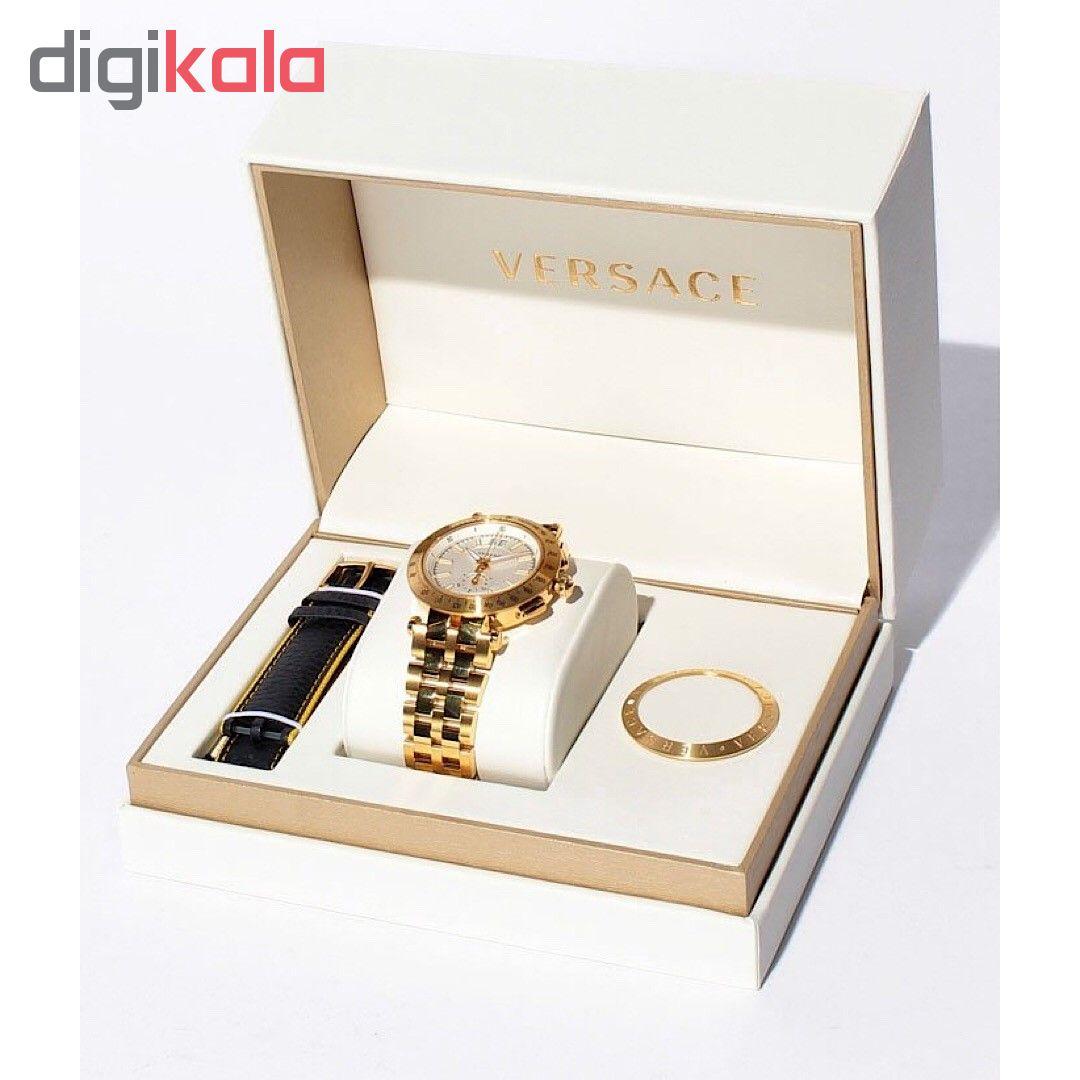 خرید ساعت مچی عقربه ای مردانه ورساچه مدل VAH030016