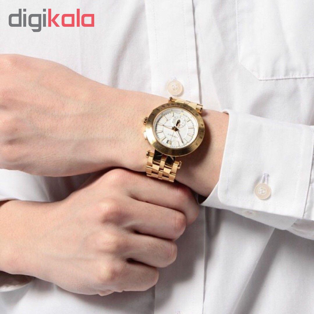 ساعت مچی عقربه ای مردانه ورساچه مدل VAH030016