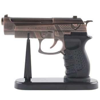 فندک طرح تفنگ مدل VATELEND-LET SHE968