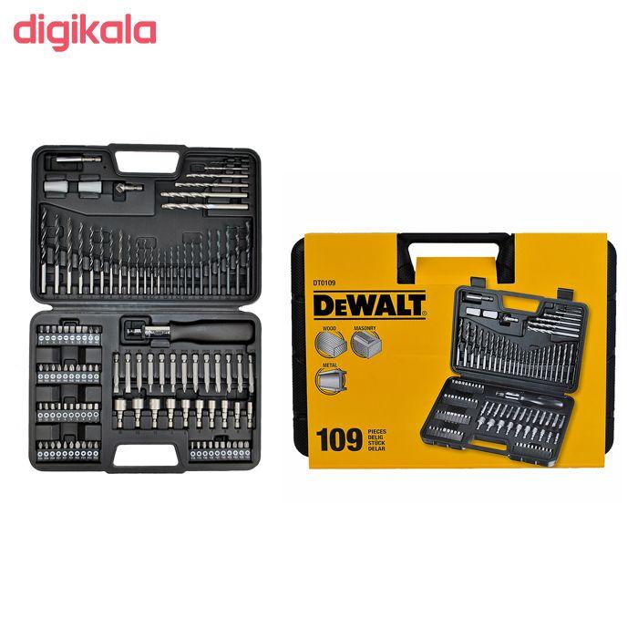 مجموعه 109 عددی ابزار دیوالت مدل DT0109 main 1 1