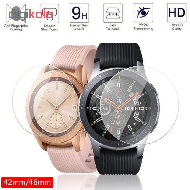 محافظ صفحه نمایش گلس هورس مدل UCC مناسب برای ساعت سامسونگ Galaxy Watch 42mm main 1 6