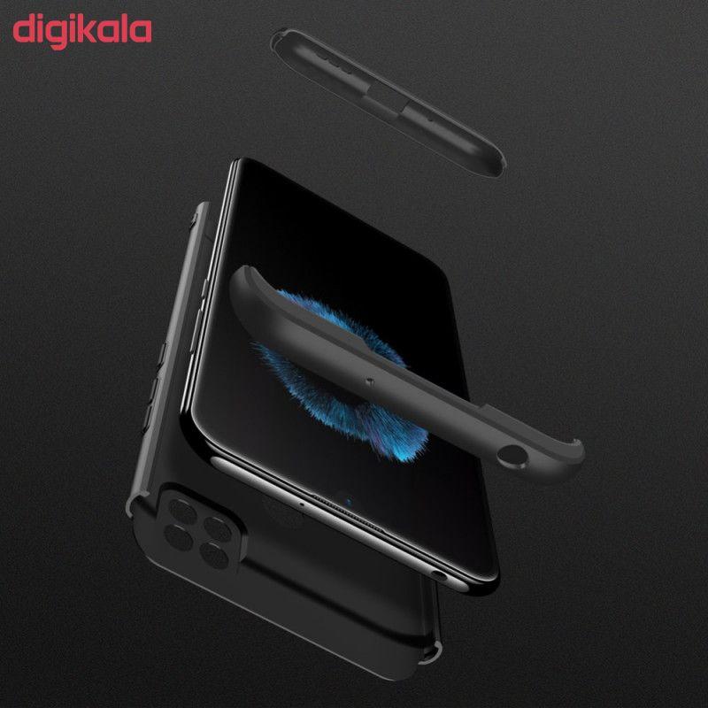 کاور 360 درجه جی کی کی مدل GK-REDMI9C-RM9C9C مناسب برای گوشی موبایل شیائومی REDMI 9C main 1 23