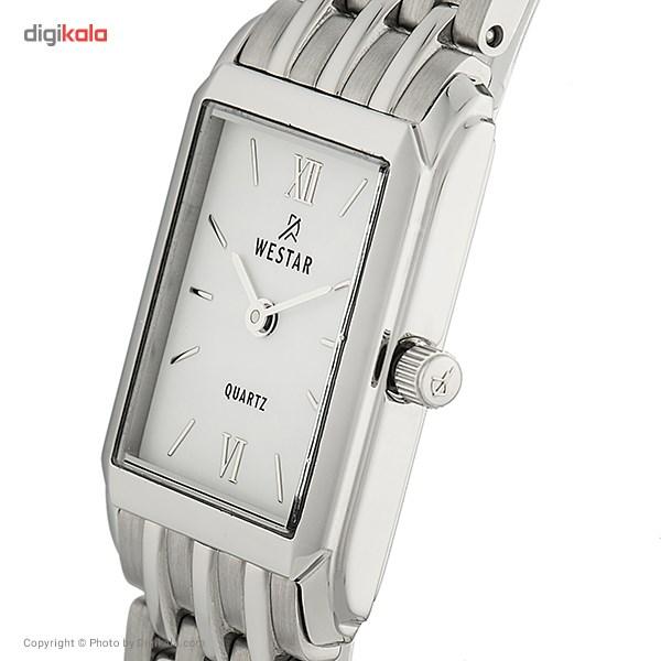 خرید                                      ساعت مچی عقربه ای زنانه وستار مدل W4377STN101