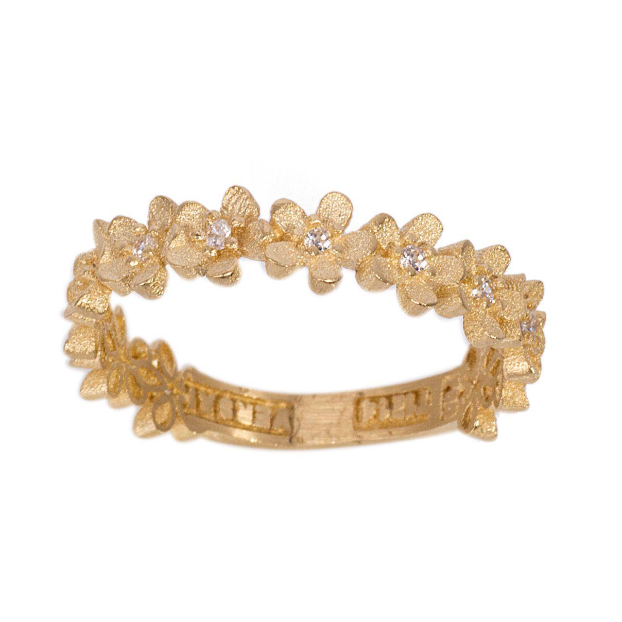 قیمت انگشتر طلا 18 عیار گالری مرجان مدل 0850