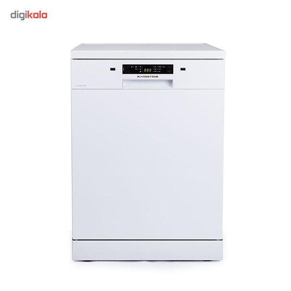 ماشین ظرفشویی هاردستون مدل DW4112-W  Hardstone DW4112-W Dishwasher