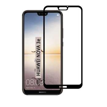 محافظ صفحه نمایش نیکسو مدل Full Glue مناسب برای گوشی موبایل هواوی P20 Lite / Nova 3e