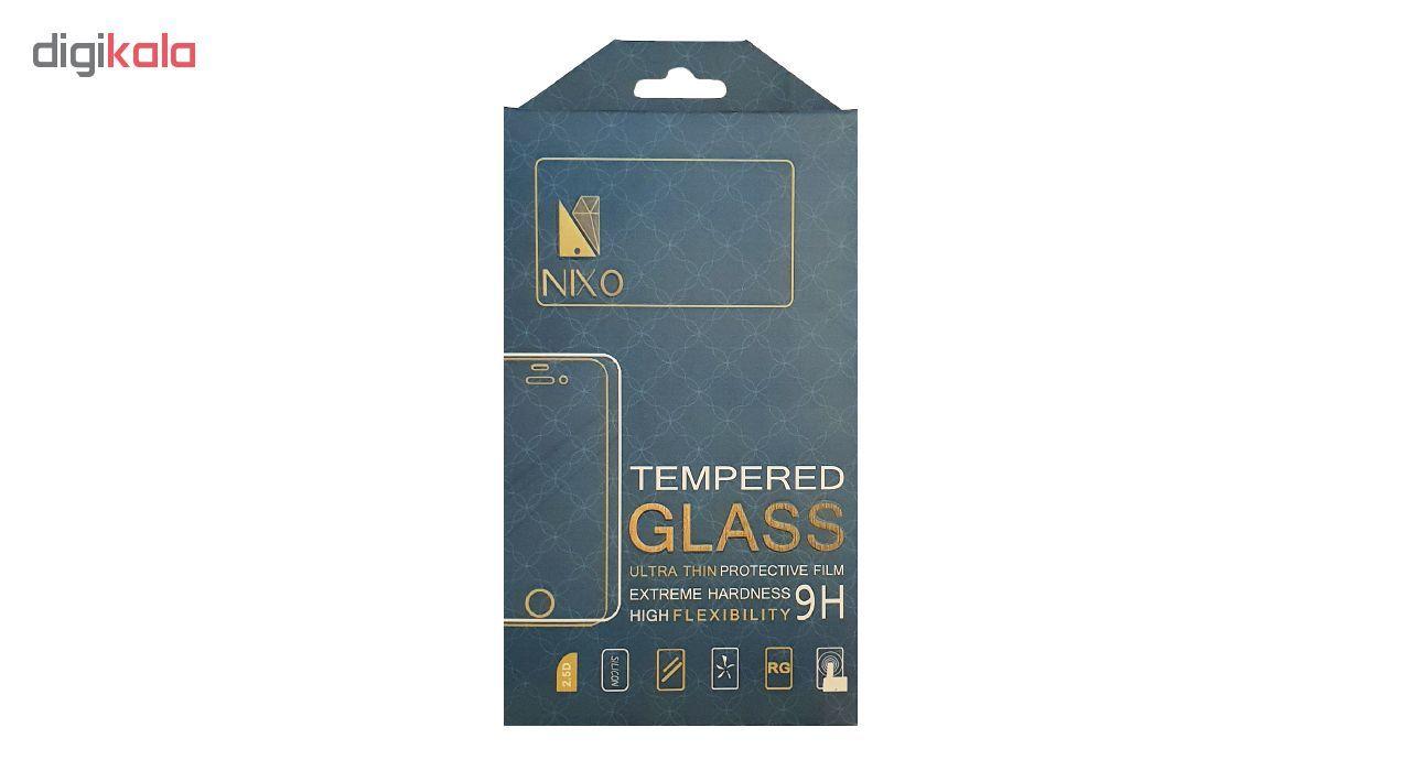 محافظ صفحه نمایش نیکسو مدل Full Glue مناسب برای گوشی موبایل هواوی P20 Lite / Nova 3e main 1 3