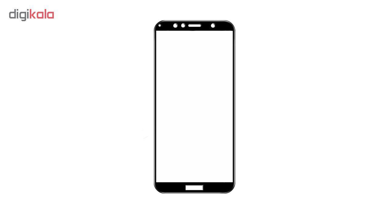 محافظ صفحه نمایش نیکسو مدل Full Glue مناسب برای گوشی موبایل هواوی Y6 2018 main 1 1