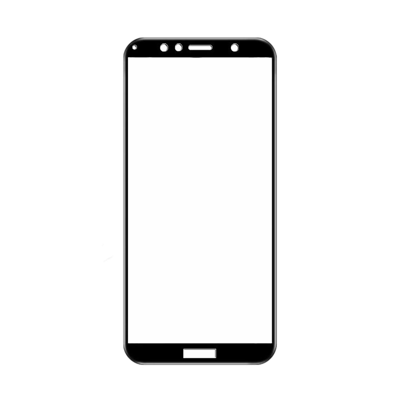 محافظ صفحه نمایش نیکسو مدل Full Glue مناسب برای گوشی موبایل هواوی Y7 Prime 2018