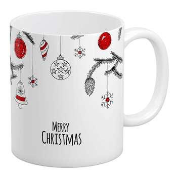 ماگ آبنبات رنگی مدل کریسمس AR0604 Christmas