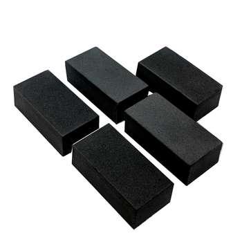 اسفنج محافظ درب خودرو پاسیکو مدل Black Bodyguard بسته 5 عددی