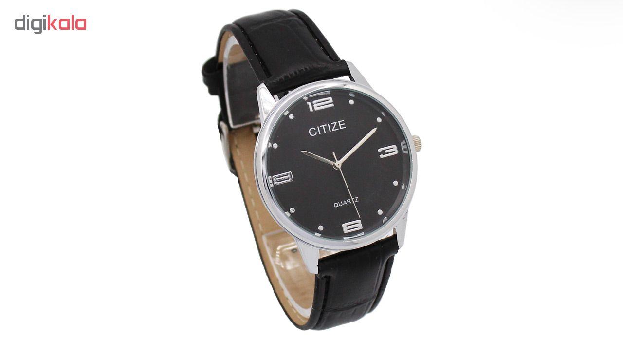خرید ساعت مچی عقربه ای مردانه سیتیز کد MWMU-0178