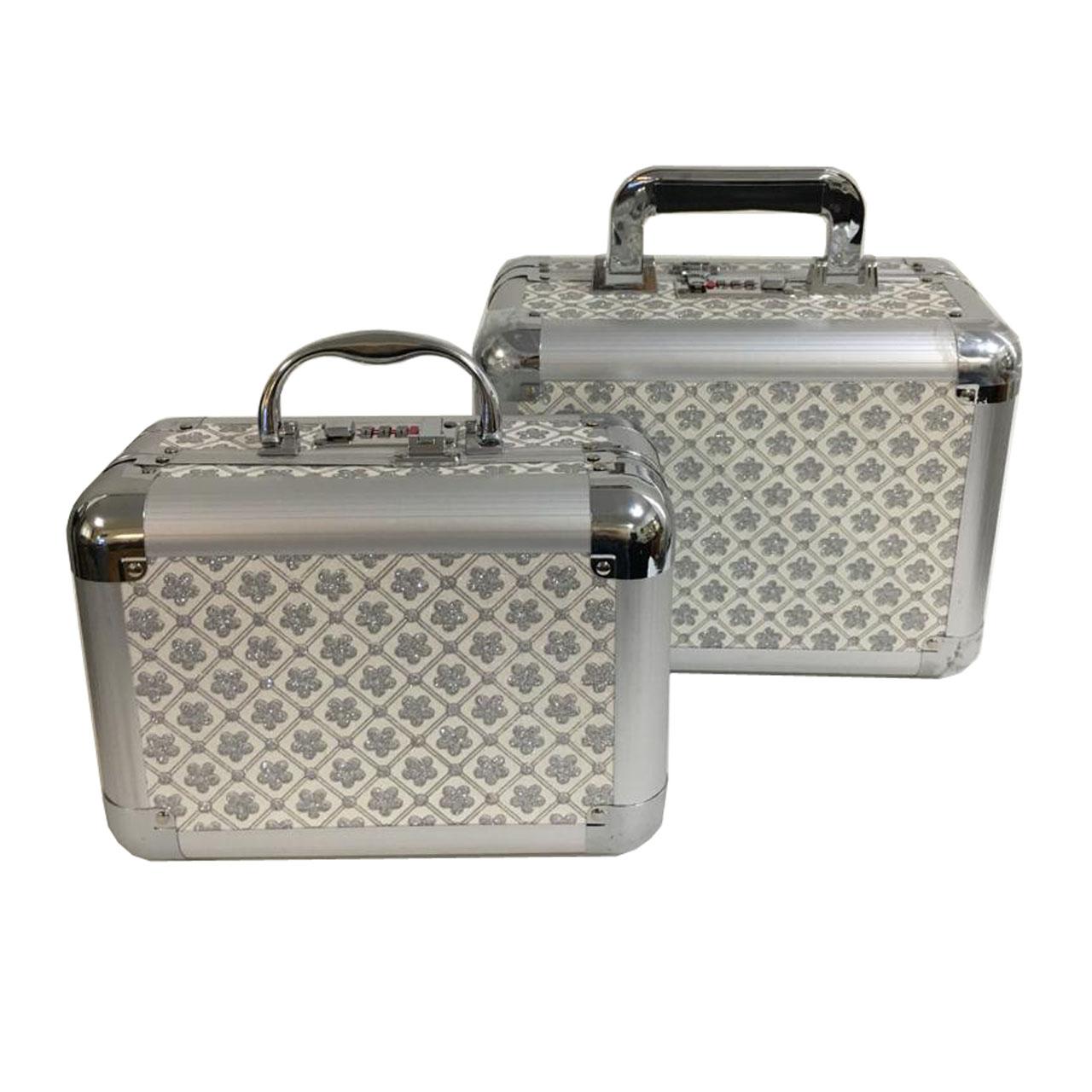 قیمت کیف لوازم آرایش مدل SG244 بسته 2 عددی