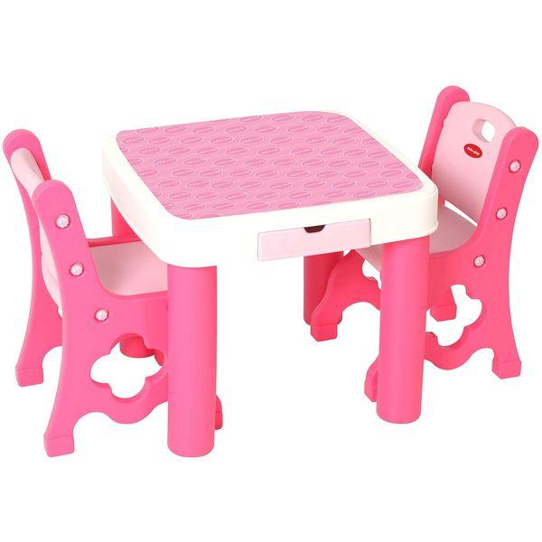 میز و صندلی کودک اجوپلی مدل TB-9945