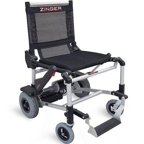 صندلی چرخدار برقی دی کی سیتی مدل Zinger