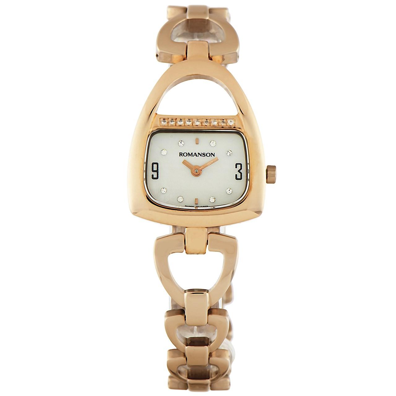 ساعت مچی عقربه ای زنانه رومانسون مدل RM1207QL1RM16R 17