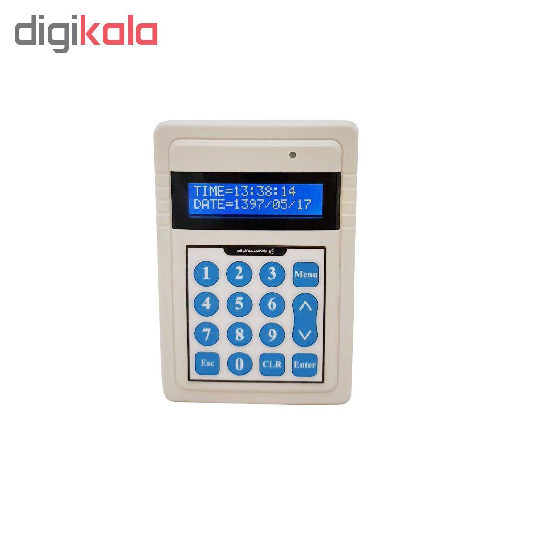 قیمت                      دستگاه کنترل تردد مدل ASR-AC1000